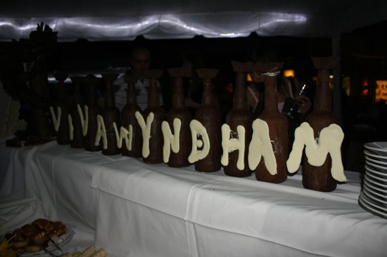 Viva Wyndham Dominicus Beach: 24th Dec buffet
