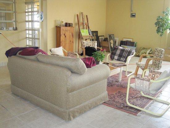 Simple Choice Farm living room