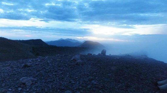 Telica Hiking Tours : Telica à l'aube