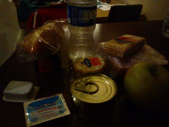 Holiday Polynesia: Packed lunch