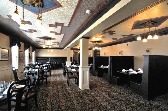 Sacajawea Hotel: Dining area
