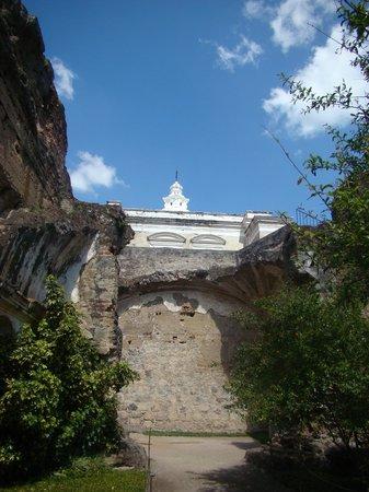 Église Saint-François : Ruinas de San Francisco