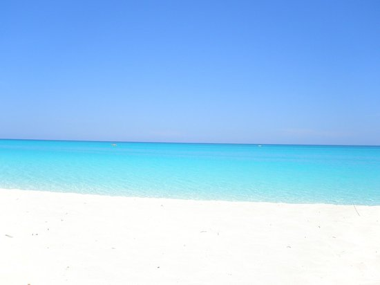 Melia Cayo Santa Maria: The AMAZING beach!