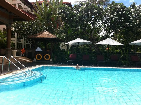 Ayodya Resort Bali: Private Pool