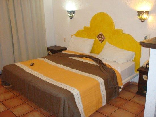 Hotel Hacienda Maria Bonita: Camera