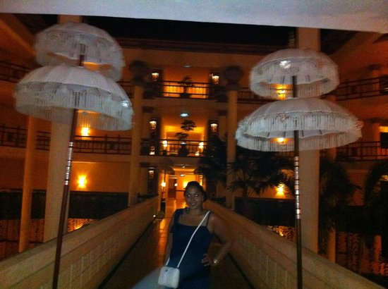 Ayodya Resort Bali: One part to Hotel