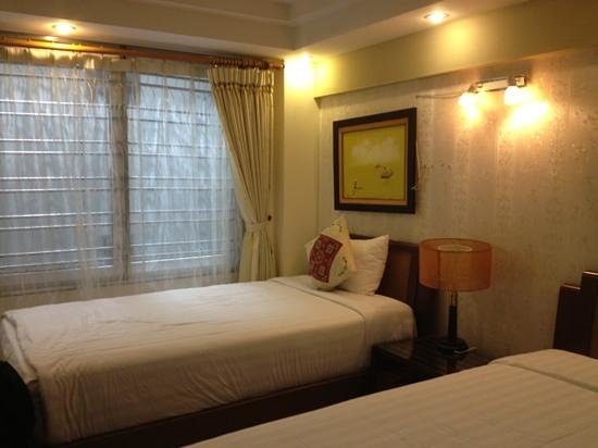 Splendid Star Grand Hotel: room