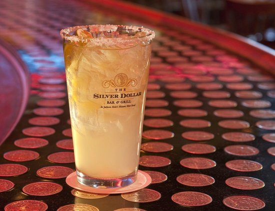 The Wort Hotel: The Silver Dollar Bar's Signature Bartender Margaritas
