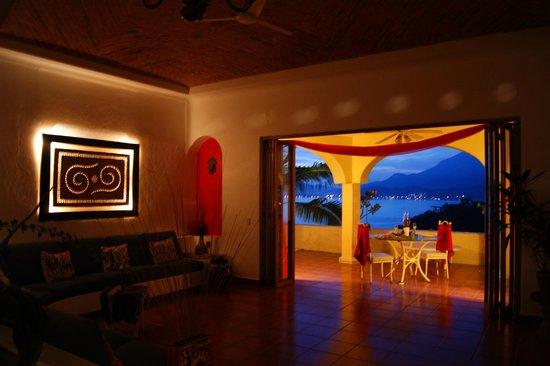 Villa Las Cumbres: Function Room