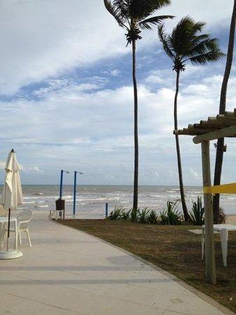 Barra dos Coqueiros, SE : Vista da piscina