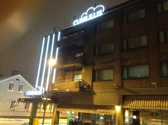 Cumulus Oulu Hotel: cumulus oulu