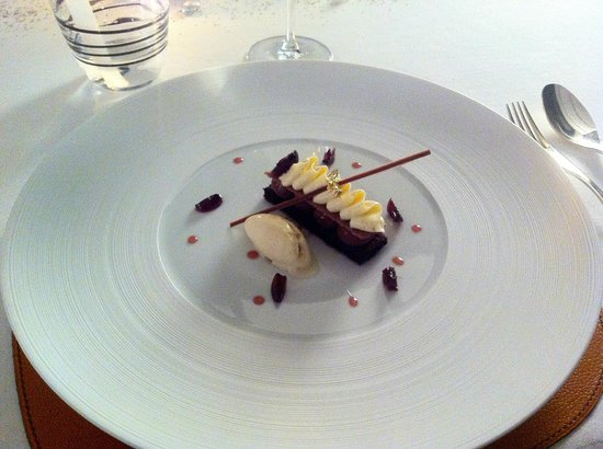 写真Restaurant Le Saint-James Relais & Chateaux枚