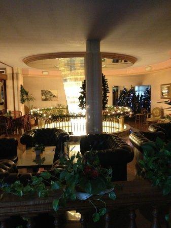 Park Hotel Oasi: Hall dell'albergo