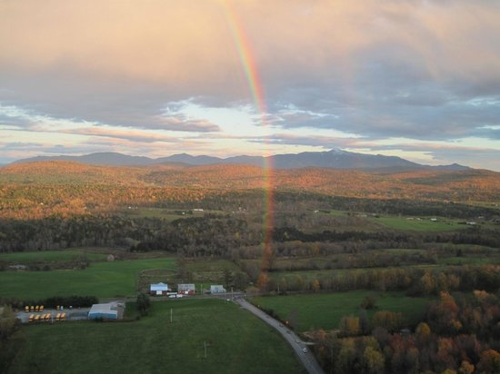 Above Reality Inc. Hot Air Balloon Rides: We ARE the end of the rainbow!
