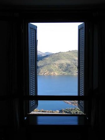 Hotel Arco de la Villa : View from our Hotel Room