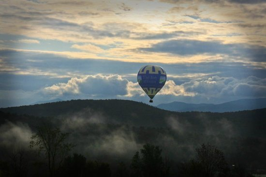 Above Reality Inc. Hot Air Balloon Rides: Another enchanting morning aloft....