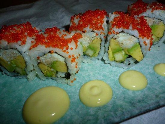 Elysium Hotel: Sushi