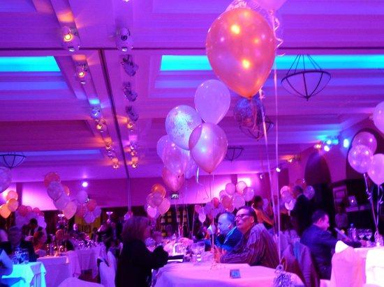 Elysium Hotel: Gala Dinner