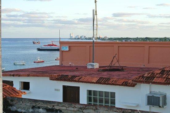 Casa Mexicana Cozumel: view