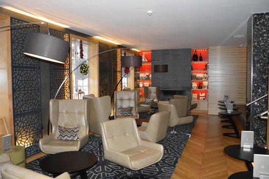 Apex Temple Court Hotel: spazi comuni