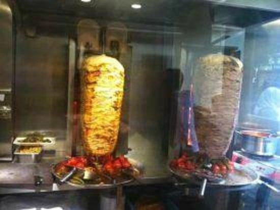 Bosphorus Turkish Restaurant: shaurma