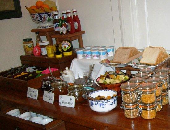 Henrietta House: Frühstück