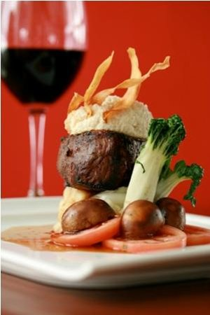 Sweetwater Restaurant & Bar: Beef Tenderloin