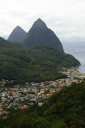 Cosol Tours: Pitons-St. Lucia