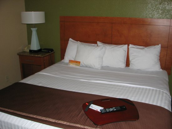 Quality Inn & Suites I-35 - near AT&T Center: Howard Johnson Inn & Suites San Antonio