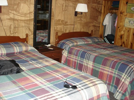 Grandview Motel: Beds were comfy