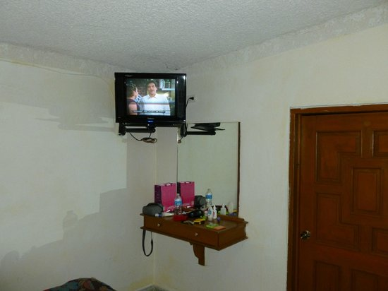 Hotel Melida: Cable tv