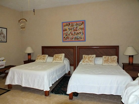 Casa Quetzal: our room