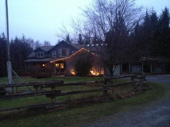 Lost Mountain Lodge: main lodge