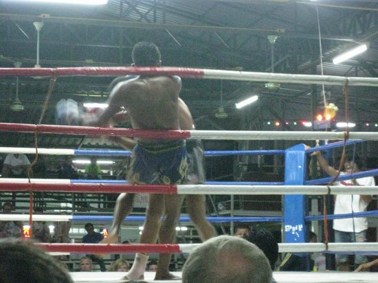 Suwit Muay Thai Training Camp & Gym: Muay Thai 2