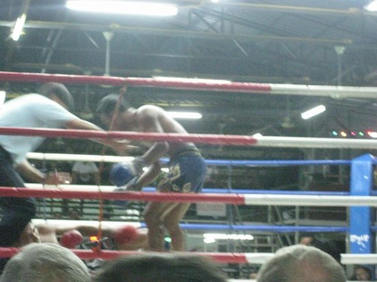 Suwit Muay Thai Training Camp & Gym: Muay Thai 4