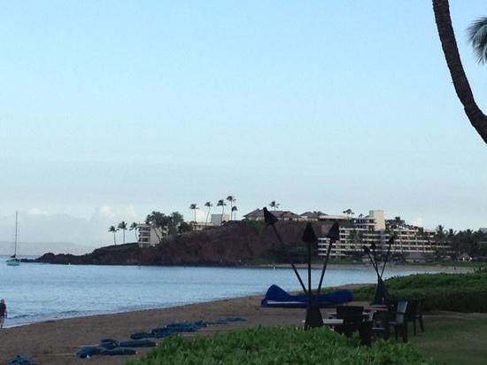 Westin Maui Resort And Spa: black rock Kaanapali beach - great snorkeling!