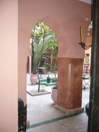 Riad Abbassia: Le patio