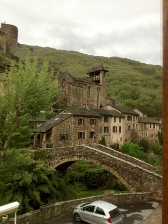 Le Relays du Chasteau: Rooms with a View