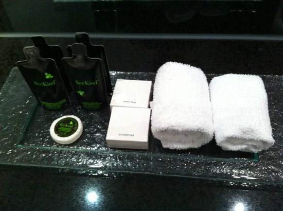 Carton House Hotel & Golf Club: Toiletries