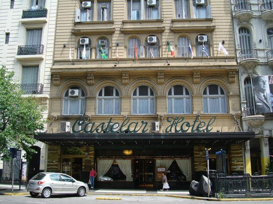 Castelar Hotel & Spa: Fachada