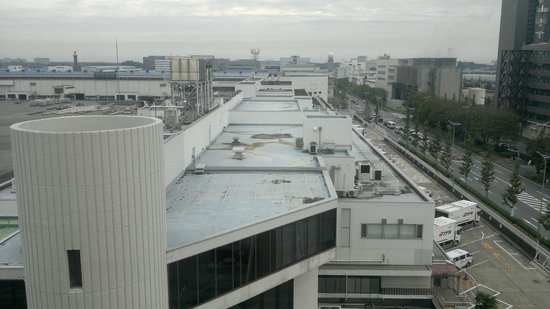 Narita Airport Rest House: From window