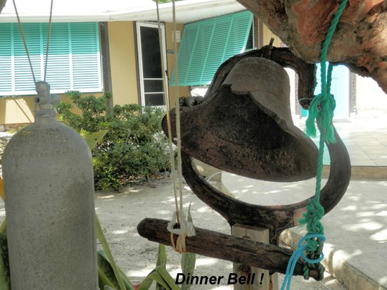 Pirates Point Resort: Dinner Bell