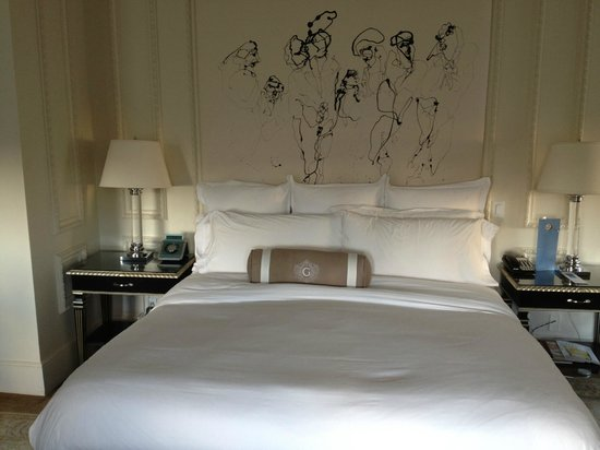 THE US GRANT, a Luxury Collection Hotel, San Diego: Bed
