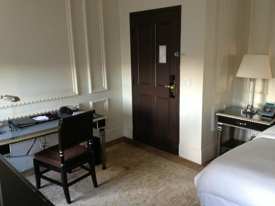THE US GRANT, a Luxury Collection Hotel, San Diego: Corner Room