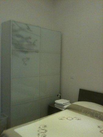 Indipendenza Suite: chambre Guilia
