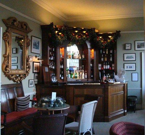 The Dining Room at Washingborough Hall Country Hotel: bar