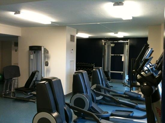 Loews Annapolis Hotel: fitness room