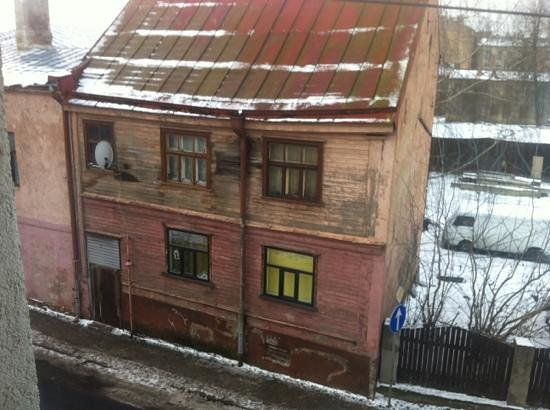 Dodo Hotel: Пугающий вид из окна)