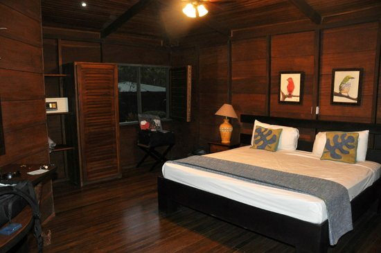 Chachagua Rainforest Eco Lodge: Bedroom