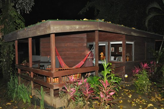 Chachagua Rainforest Eco Lodge: Bungalow
